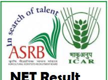 asrb net result