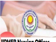 jipmer nursing officer admit card