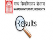 magadh university b.ed entrance Exam result