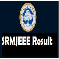 srmjeee result