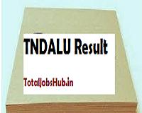 tndalu result