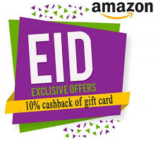 AMAZON EID OFFERS