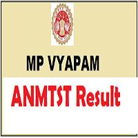 MP Vyapam ANMTST Result