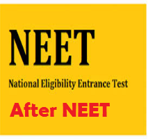 Next Steps After the NEET Exam