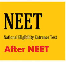 Next Steps After the NEET Exam