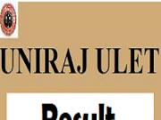 Rajasthan University ULET Result
