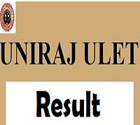 Rajasthan University ULET Result