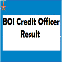boi credit officer result