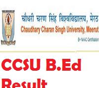 ccsu bed result