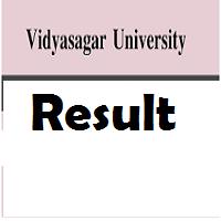 vidyasagar university result