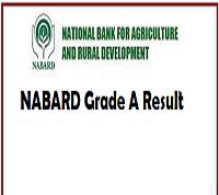 NABARD Grade A mains result