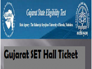 gujarat set hall ticket