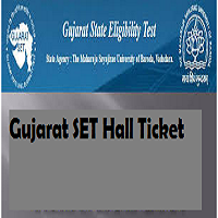 gujarat set hall ticket
