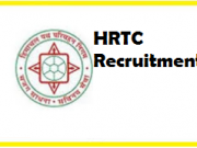 hrtc recruitment