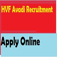 hvf avadi recruitment
