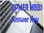 jipmer mbbs answer key