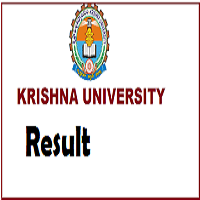 krishna university deggree results