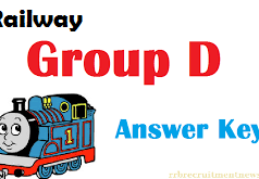 railway group d answer key