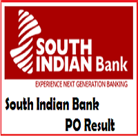 south indian bank po results
