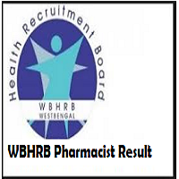 wbhrb pharmacist result