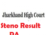 Jharkhand High Court result