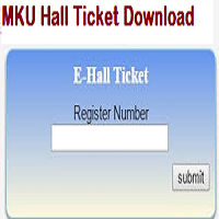 Madurai Kamaraj University Hall Ticket