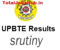 bteup scrutiny result