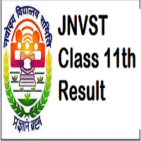 jnvst 11th class entrance exam result