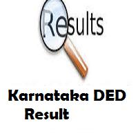 karnataka ded results