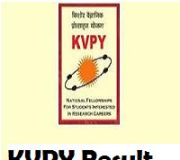 kvpy results marks