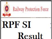 rpf sub inspector result