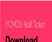 ycmou hall ticket
