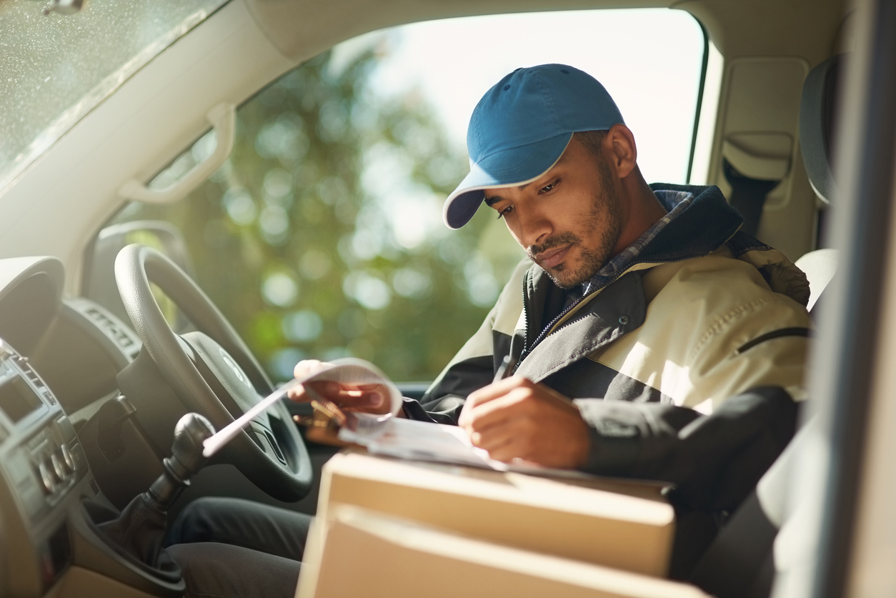 Job Description - Delivery Driver