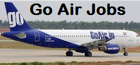 Go Air Recruitment
