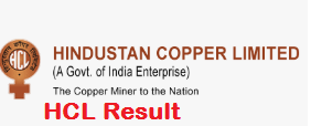 Hindustan Copper Limited Executive Result
