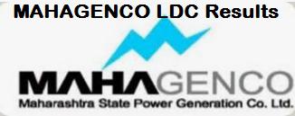 MAHAGENCO LDC Result