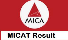 MICAT Result