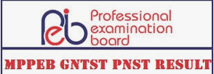 MP Vyapam GNTST PNST Result