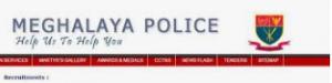 Meghalaya Police Constable Admit Card