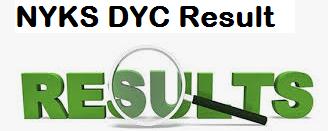 NYKS DYC Result