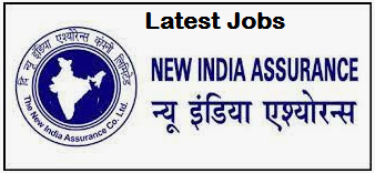 New India Assurance Notification