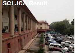 Supreme Court Junior Court Attendant Result