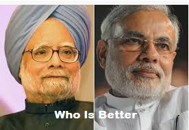 Who is a better Prime Minister of India