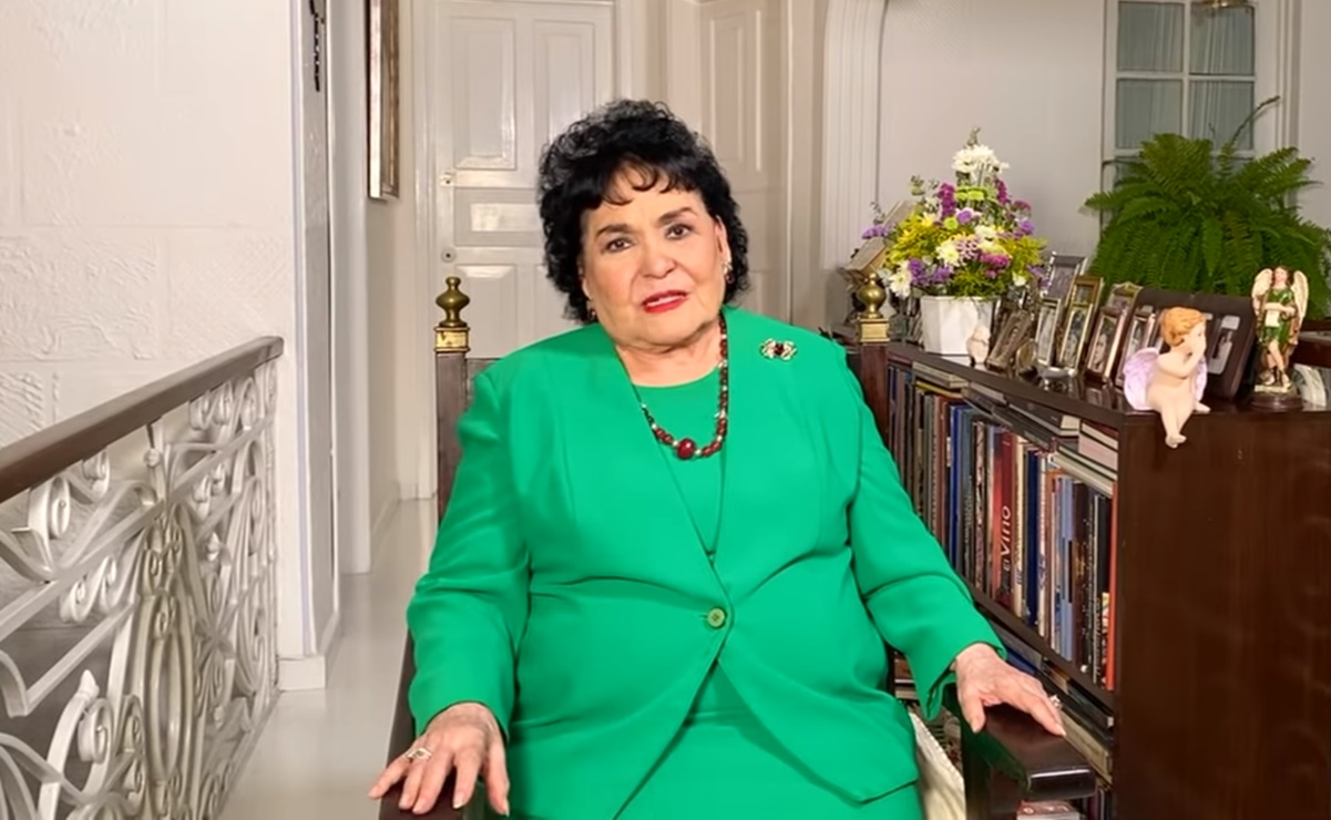 You Won't Believe What Carmen Salinas Did Before She Was an Actress