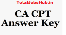 ca cpt answer key