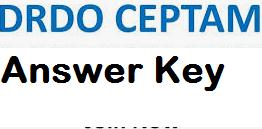 drdo ceptam 9 answer key