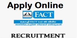 fact recruitment notification