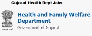 gujarat health department recruitment
