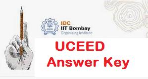 iit uceed answer key