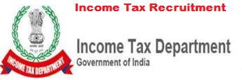 income tax department recruitment 2018